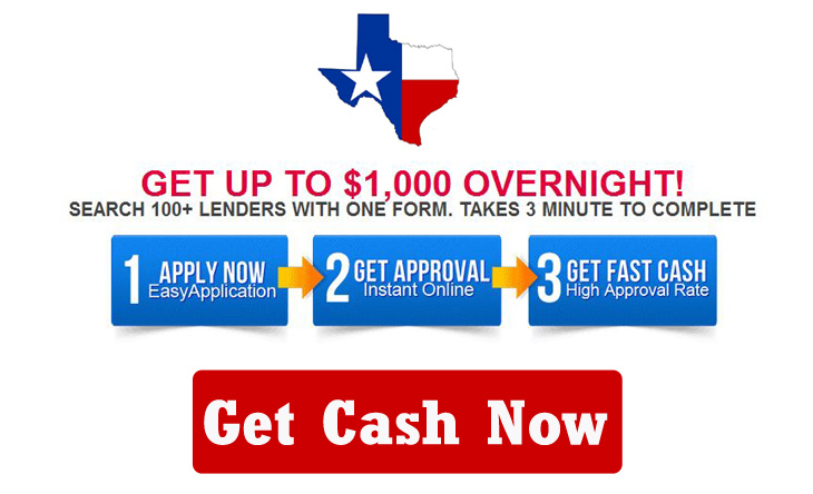 Texas Direct Lenders Loans in Mansfield